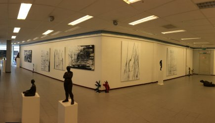 Een Pop-Up galerie in Venray: Aanrader!